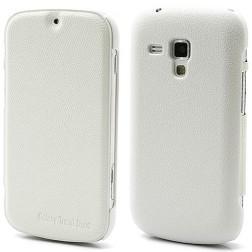 """""""Zozzle"""" atverčiamas dėklas - baltas (Galaxy S Duos / Trend)"""