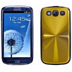 CD stiliaus dėklas - auksinis (Galaxy S3)