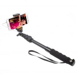 """""""Selfie Stick"""" XL teleskopinė asmenukių fotogravimo lazda - laikiklis"""
