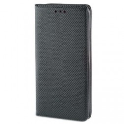 """""""Shell"""" solidus atverčiamas dėklas - juodas (Galaxy Note 10)"""