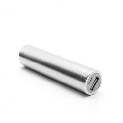 Išorinė baterija - sidabrinė (1600 mAh)