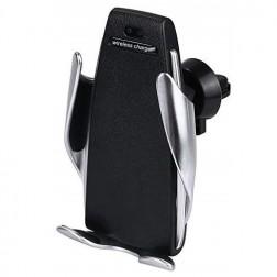 """""""Smart Sensor"""" S5 automobilinis telefono laikiklis (kroviklis) - juodas"""