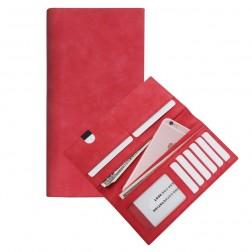 Solidi atverčiama įmautė - raudona (XL+ dydis)