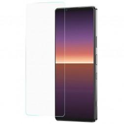 """Calans"" Tempered Glass (nepilno dengimo) apsauginis ekrano stiklas 0.3 mm (Xperia 1 III)"