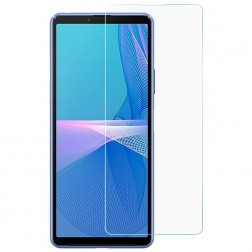 """Calans"" Tempered Glass (nepilno dengimo) apsauginis ekrano stiklas 0.3 mm (Xperia 10 III)"