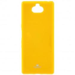 """""""Mercury"""" dėklas - geltonas (Xperia 10 Plus)"""