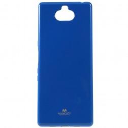 """""""Mercury"""" dėklas - tamsiai mėlynas (Xperia 10 Plus)"""