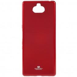 """""""Mercury"""" dėklas - raudonas (Xperia 10 Plus)"""