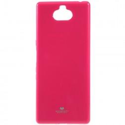 """""""Mercury"""" dėklas - tamsiai rožinis (Xperia 10 Plus)"""