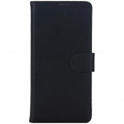 """""""Retro"""" atverčiamas dėklas - juodas (Xperia C5 Ultra)"""