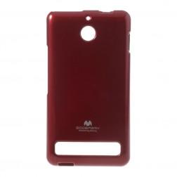 """""""Mercury"""" dėklas - raudonas (Xperia E1)"""