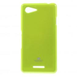 """""""Mercury"""" dėklas - žalias (Xperia E3)"""