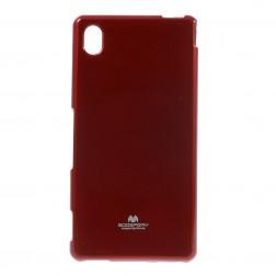 """""""Mercury"""" dėklas - raudonas (Xperia M4 Aqua)"""