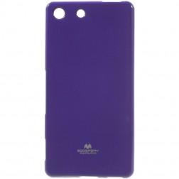 """""""Mercury"""" dėklas - violetinis (Xperia M5)"""