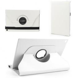 Klasikinis 360° atverčiamas dėklas - baltas (Xperia Tablet Z)