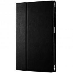 Klasikinis atverčiamas dėklas - juodas (Xperia Tablet Z)