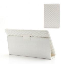 Stilingas atverčiamas dėklas - baltas (Xperia Tablet Z)