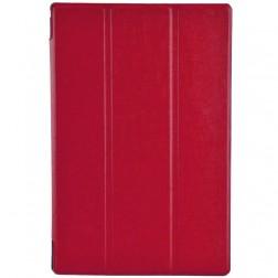 Atverčiamas dėklas - raudonas (Xperia Tablet Z2)