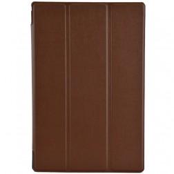 Atverčiamas dėklas - rudas (Xperia Tablet Z2)
