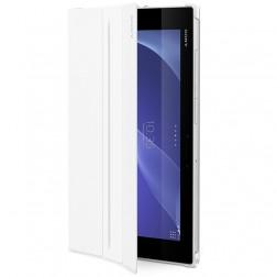 """""""Sony"""" Cover Stand atverčiamas dėklas - baltas (Xperia Tablet Z2)"""