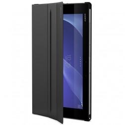 """""""Sony"""" Cover Stand atverčiamas dėklas - juodas (Xperia Tablet Z2)"""
