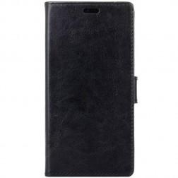 Atverčiamas dėklas - juodas (Xperia X Compact)