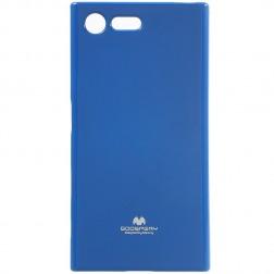 """""""Mercury"""" dėklas - tamsiai mėlynas (Xperia X Compact)"""