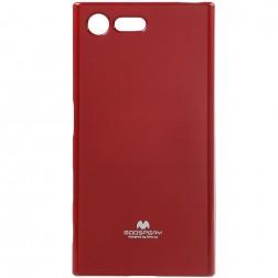 """""""Mercury"""" dėklas - raudonas (Xperia X Compact)"""