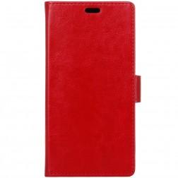 Atverčiamas dėklas - raudonas (Xperia X Compact)