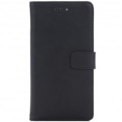 """""""Retro"""" atverčiamas dėklas - juodas (Xperia X Compact)"""