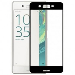 """3D Rewan"" Tempered Glass apsauginis ekrano stiklas 0.26 mm - juodas (Xperia X Performance)"