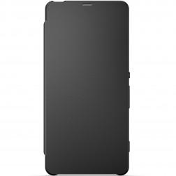 """""""Sony"""" Style Cover Flip atverčiamas dėklas - juodas (Xperia XA)"""