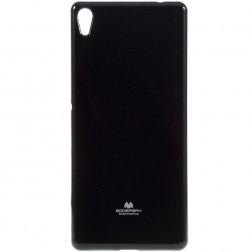 """""""Mercury"""" dėklas - juodas (Xperia XA Ultra)"""