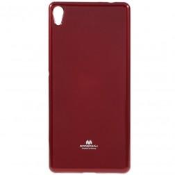 """""""Mercury"""" dėklas - raudonas (Xperia XA Ultra)"""