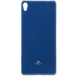 """Mercury"" dėklas - tamsiai mėlynas (Xperia XA Ultra)"