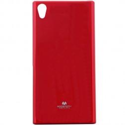 """""""Mercury"""" dėklas - raudonas (Xperia XA1)"""