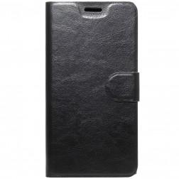 Atverčiamas dėklas - juodas (Xperia XA1 Plus)