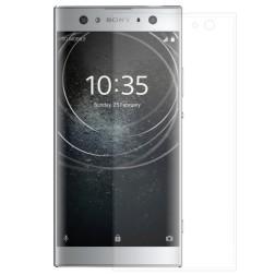 """""""Calans"""" Tempered Glass pilnai dengiantis apsauginis ekrano stiklas 0.2 mm - skaidrus (Xperia XA2)"""