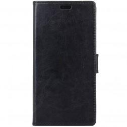 Atverčiamas dėklas - juodas (Xperia XA2)