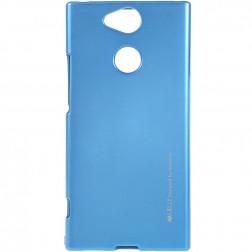 """Mercury"" dėklas - mėlynas (Xperia XA2)"