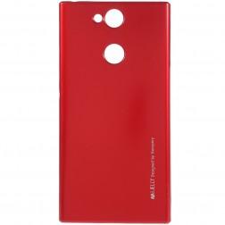 """""""Mercury"""" dėklas - raudonas (Xperia XA2)"""