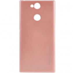 """""""Mercury"""" dėklas - šviesiai rožinis (Xperia XA2)"""