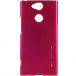 """""""Mercury"""" dėklas - tamsiai rožinis (Xperia XA2)"""