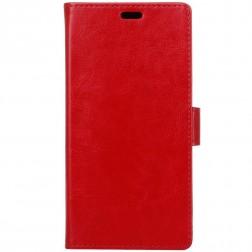 Atverčiamas dėklas - raudonas (Xperia XA2)