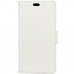 Atverčiamas dėklas - baltas (Xperia XZ Premium)