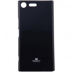 """""""Mercury"""" dėklas - juodas (Xperia XZ Premium)"""