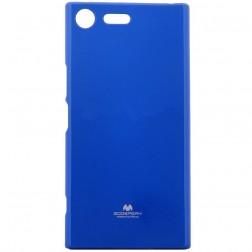 """""""Mercury"""" dėklas - mėlynas (Xperia XZ Premium)"""