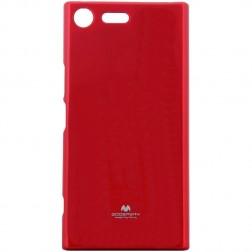 """""""Mercury"""" dėklas - raudonas (Xperia XZ Premium)"""