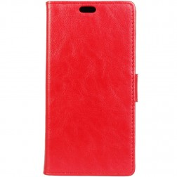 Atverčiamas dėklas - raudonas (Xperia XZ Premium)