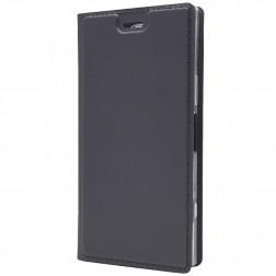 """""""Dux Ducis"""" Skin atverčiamas dėklas - juodas (Xperia XZ1 Compact)"""